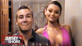 'Roasting Vinny's Outfit' Official Throwback Clip   Jersey Shore   MTV