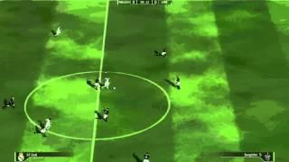 Gameplay FIFA09 Español Parte 1