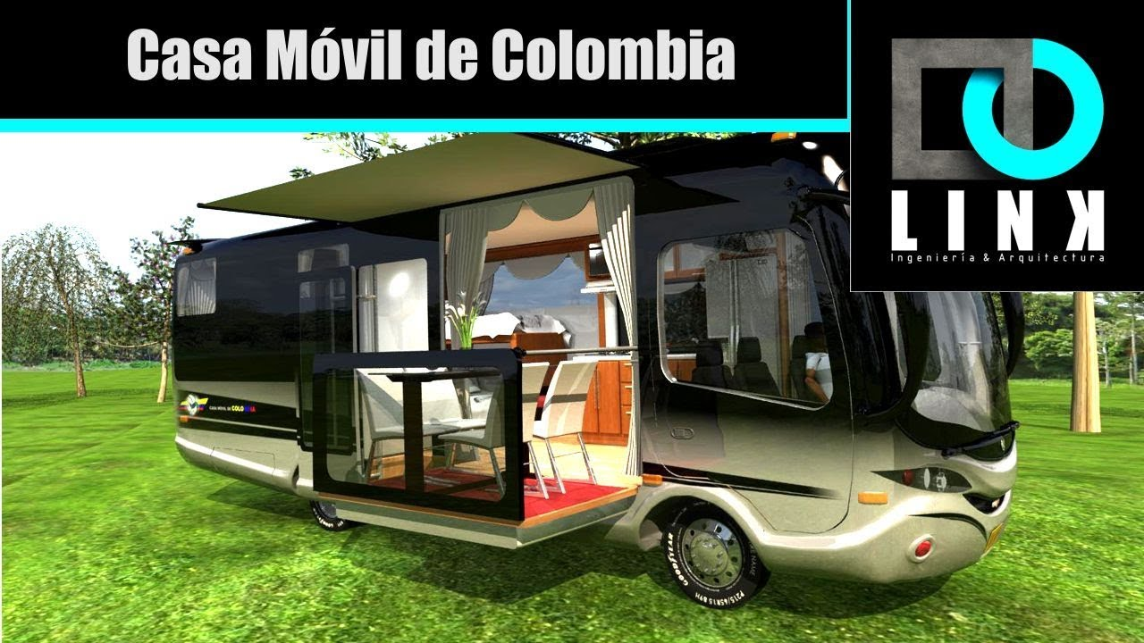 Casa m vil de colombia youtube - Casas de moviles ...