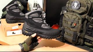Обзор и сравнение зимней треккинговой обуви