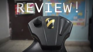 Thrustmaster USB Joystick Review!