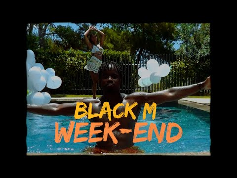 Смотреть клип Black M - Week-End