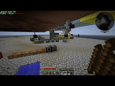 Mindcrack - Agrarian Skies 2 - Running out of Time (E180)