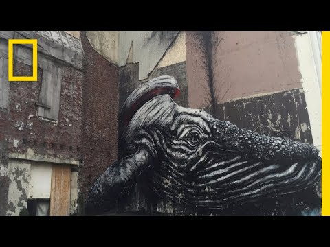 7 Cities to See Powerful Street Art | National Geographic