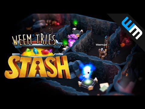 Stash RPG Gameplay - Free to Play, Turn-Based Grid Combat MMO