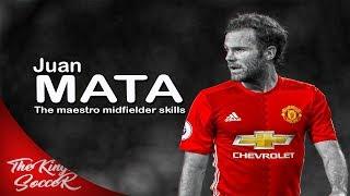 Juan mata-the maestro midfielder,skills and passes || 2017/2018 || Manchester united|| HD