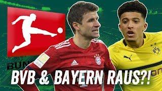 Champions League: Aus für BVB & FC Bayern? Was macht Stuttgart falsch? S04-BVB Fanfreundschaft?