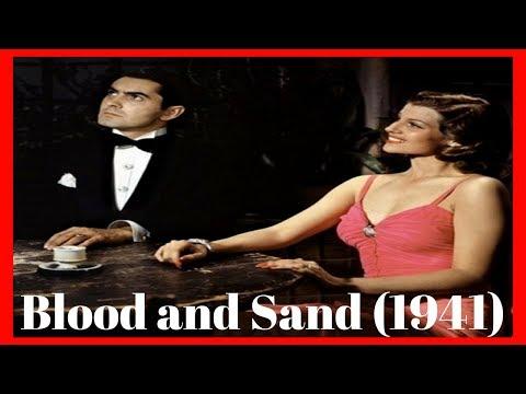 Spanish Romance de Amor from the movie Blood and Sand 1941 (Tyrone Power Rita Hayworth)