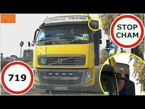 Download Stop Cham #719 - Niebezpieczne i chamskie sytuacje na drogach