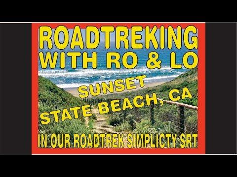 Sunset State Beach May 2018