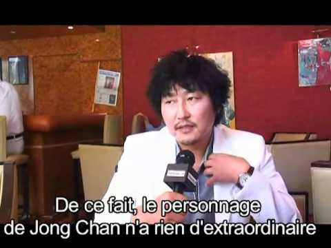 Secret Sunshine: Interview de Song Kang-Ho