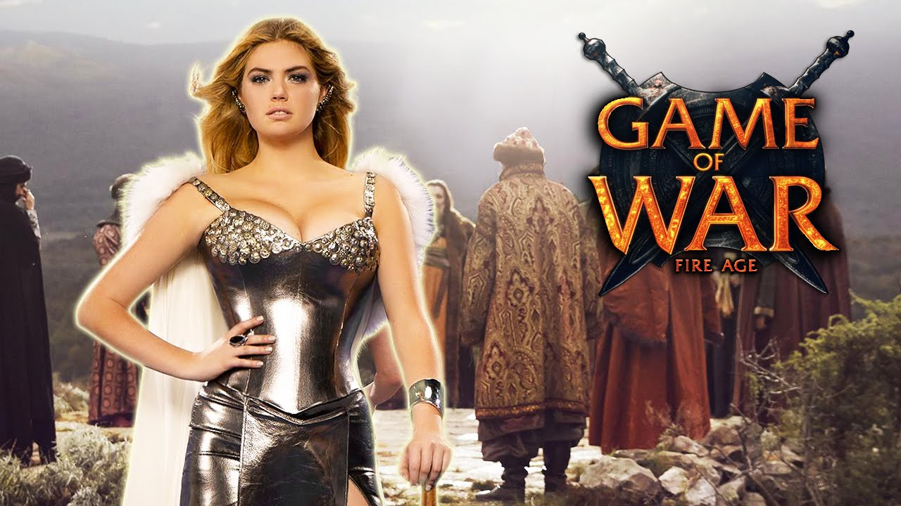 Game Of War - Mobile Mmo Game - Empire Ft Kate Upton -1745