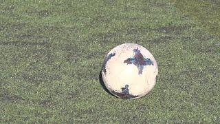 Финальный матч турнира по мини футболу