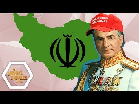 The Shah 2018: Make Iran Great Again | The Michael Knowles Show Ep. 80