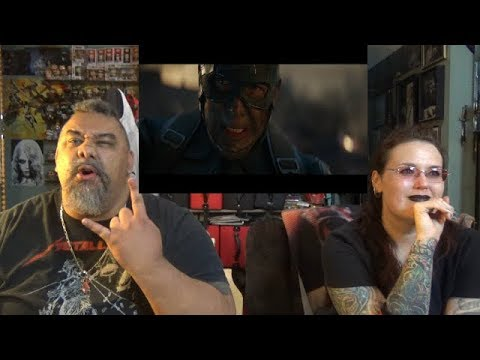 Avengers: Endgame #2 Trailer Reaction!