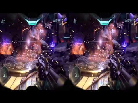 Halo 5 Guardians 3D SBS