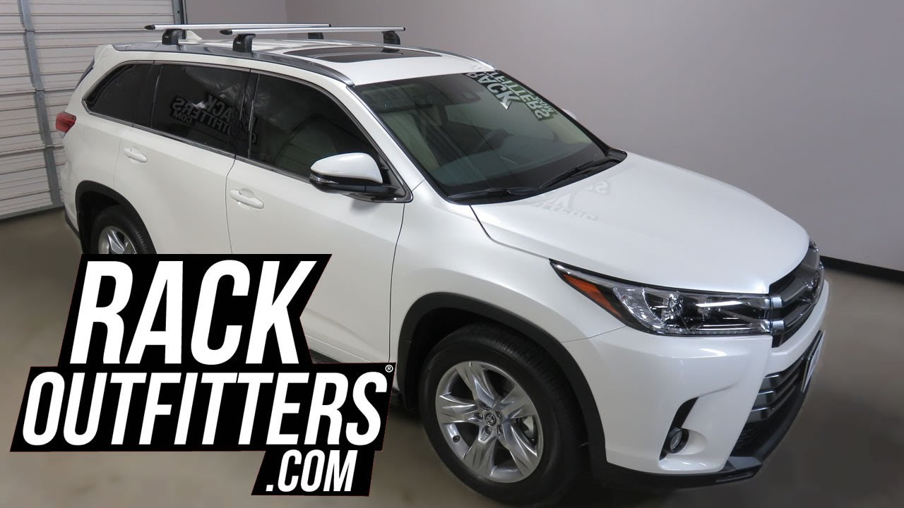 Best Car Top Carrier For Toyota Highlander