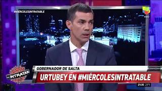 """Video: Urtubey: """"Los argentinos van a buscar una instancia superadora a este gobierno y al anterior"""""""