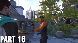 Mass Effect: Andromeda - 100% Walkthrough Part 16 [PS4] –  Task: Broken Wires