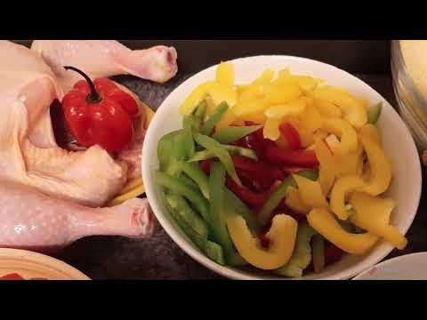 poulet-dg-plantain-à-la-camerounaise