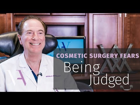 Fear of Being Judged: What Will Others Think About Me Getting Plastic Surgery?
