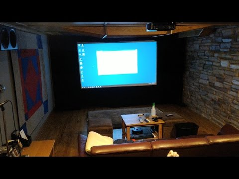 Earl Geddes Updates His Home Theater