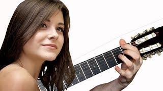 Красивая мелодия на Гитаре для девушки + РАЗБОР