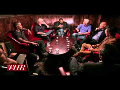 Jamie Foxx + Denzel Washington