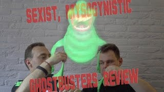We Bitchslap the Ghostbusters (movie review/rant/alternate cast)