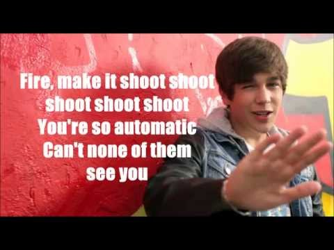 Austin Mahone - Banga Banga [Karaoke / Instrumental] with lyrics