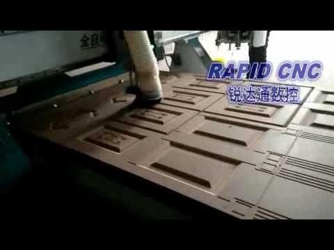 Kitchen Cabinet Making Cnc Router Atc Cnc Machine
