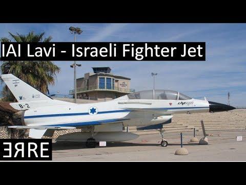 IAI Lavi - The Israeli Developed Fighter Jet