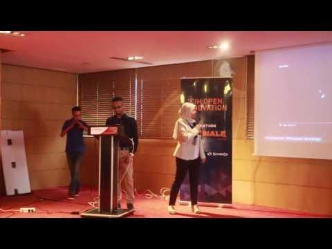 Presentation de Projet CIH M3AK @Demo Day CIH BANK