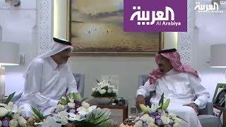 الشيخ عبد الله آل ثاني: الملك سلمان أمر بـ