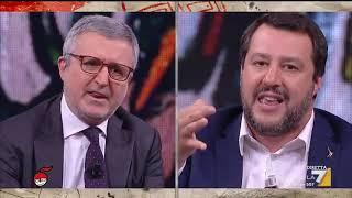Duro scontro tra Barbano e Salvini sul caso Peveri &#39Lei difende il diritto alla vendett ...