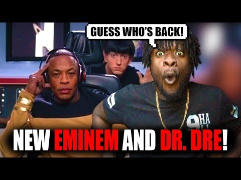 New Eminem & Dr. Dre Song Dropping This Week?!