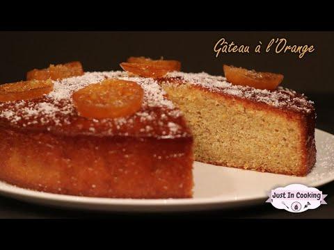 recette-de-gâteau-moelleux-à-l'orange-et-aux-Épices