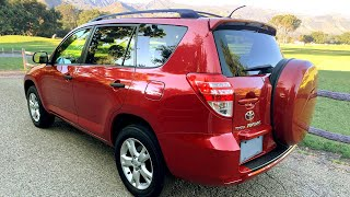 Problems to Look Out for When Buying a Used Toyota RAV4 - All Generations
