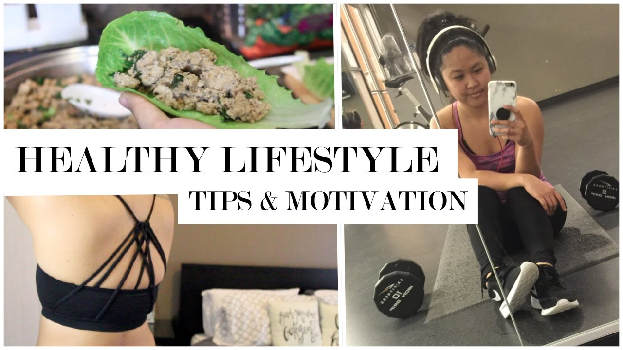 Healthy Lifestyle Tips and Motivation for Beginners - YouTube