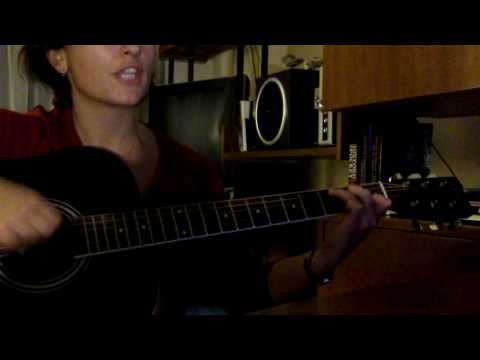Tears and Rain by James Blunt (cover)