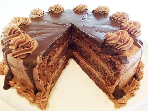 Tort de Ciocolata / Chocolate Cake