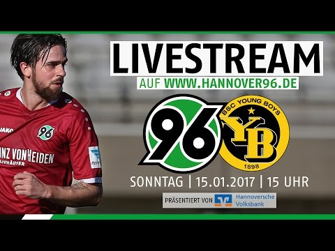 LIVE: Hannover 96 gegen Young Boys Bern