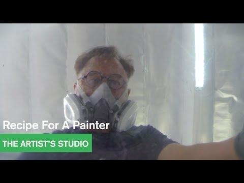 Michael Chow  Recipe For A Painter  The Artist's Studio  MOCAtv
