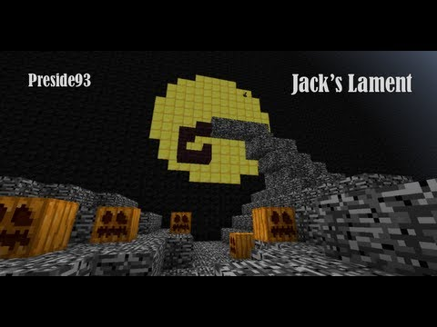 Minecraft - Songs] Jack's Lament (from The Nightmare Before ...