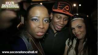 Soca vs Dancehall Holland - Jouvert Morning Edition Feb 1 2013