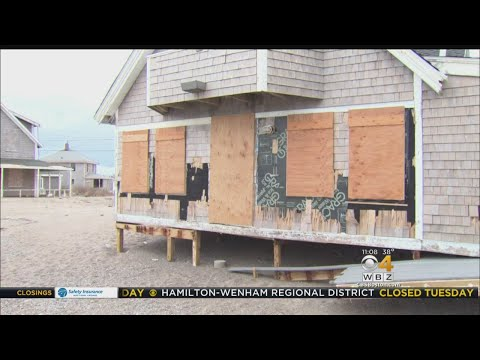 New Nor'easter Unwelcome News For Coastal Residents