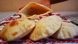 ПИТА Проверенный Рецепт Все любят этот Хлеб Получится у Всех Подробный Простой Рецепт Приготовления
