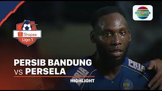 Highlights - Persib Bandung 3 Vs 0 Persela Lamongan | Shopee Liga 1 2020