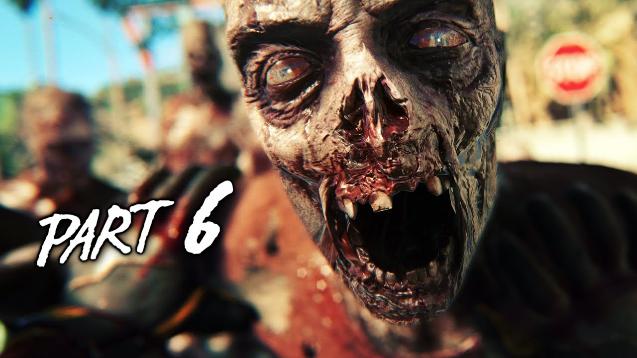 Dying Light Walkthrough - Part 6