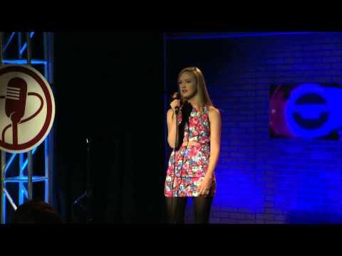 Academy Idol  Season 3  Episode 3  Kaitlin McNulty AcademyIdolKaitlin